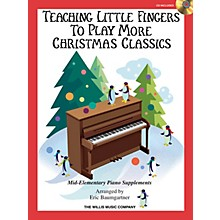 Willis Music Teaching Little Fingers to Play More Christmas Classics Willis Series Book with CD (Level Mid-Elem)