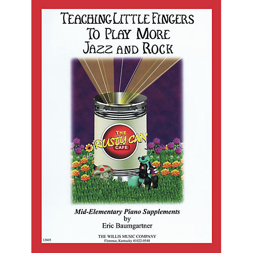 Willis Music Teaching Little Fingers to Play More Jazz and Rock Willis Series by Eric Baumgartner (Level Mid-Elem)-thumbnail