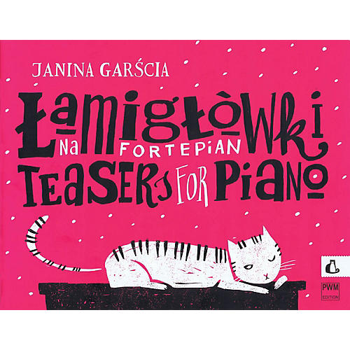 PWM Teasers for Piano Op. 23 ([Lamigtowki Na Fortepian]) PWM Series Softcover Composed by Janina Garscia-thumbnail