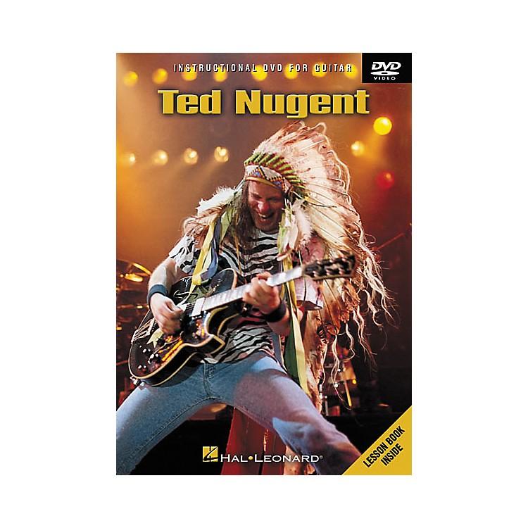 Hal LeonardTed Nugent (DVD)