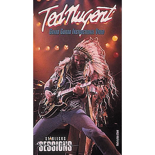 Hal Leonard Ted Nugent Video Package-thumbnail