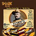 Snark Teddy's Neo Tortoise Guitar Picks 1.0 mm 12 PackThumbnail