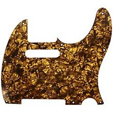 D'Andrea Tele Pickguard Gold Pearl