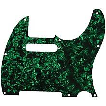 D'Andrea Tele Pickguard Green Pearl