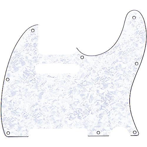 Fender Telecaster Pickguard White Pearl