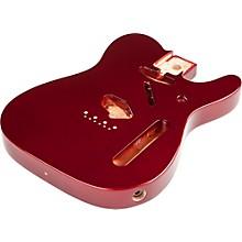 Fender Telecaster SS Alder Body Vintage Bridge Mount Candy Apple Red