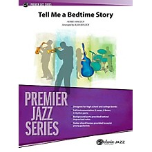 Alfred Tell Me a Bedtime Story Jazz Band Grade 4