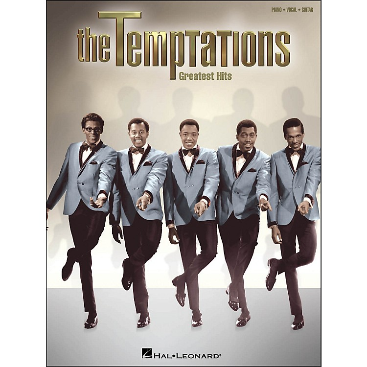 Hal LeonardTemptations Greatest Hits arranged for piano, vocal, and guitar (P/V/G)
