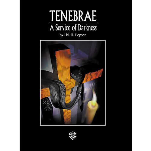 Alfred Tenebrae A Service of Darkness SATB Choral Score-thumbnail