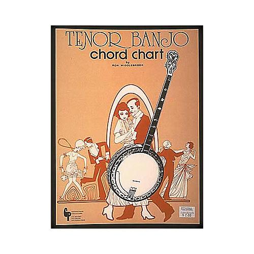 Hal Leonard Tenor Banjo Chords Book