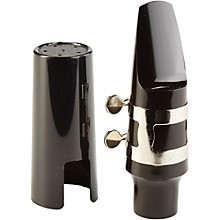 Giardinelli Tenor Saxophone Mouthpiece Kit Includes Mpc, Cap & Ligature