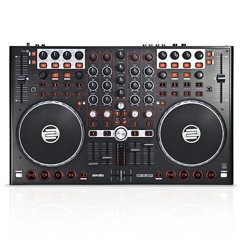 Reloop Terminal Mix 4 DJ Controller with Serato
