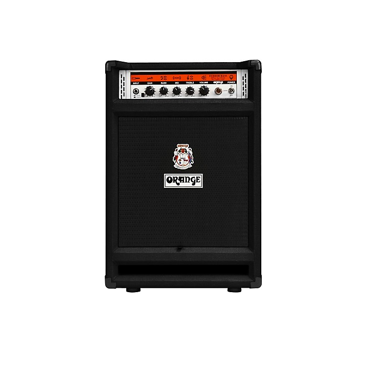 Orange AmplifiersTerror Bass 500W 2x12 Hybrid Bass Combo AmpBlack