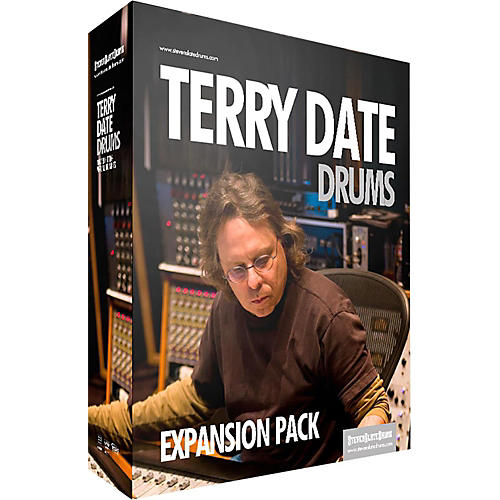 Steven Slate Drums Terry Date Expansion for Trigger