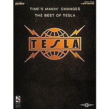 Hal Leonard Tesla - Times Makin' Changes Book