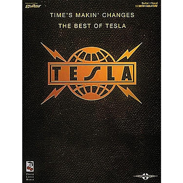 Hal LeonardTesla - Times Makin' Changes Book
