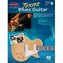 Hal Leonard Texas Blues Guitar Book/Online Audio
