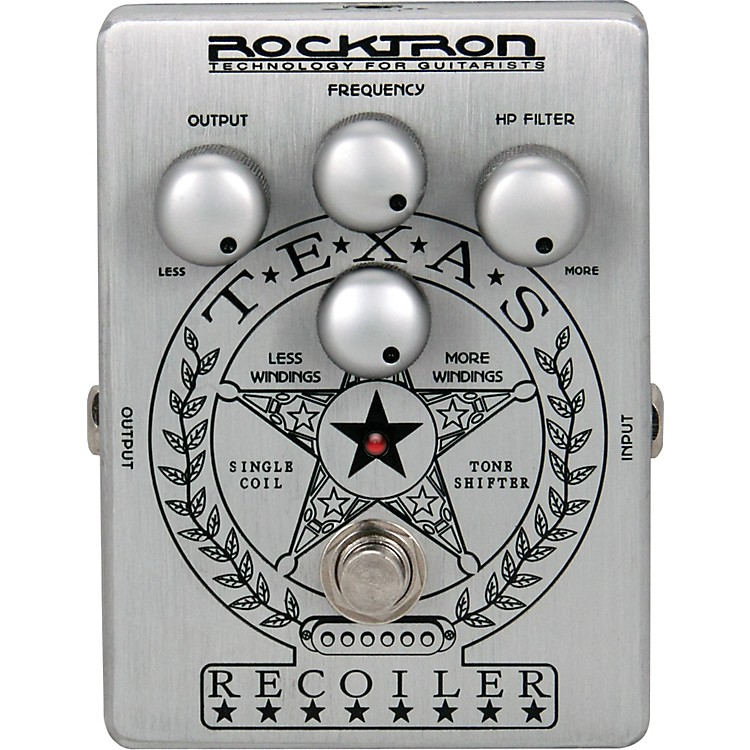 RocktronTexas Recoiler Tone Shaping Guitar Effects Pedal