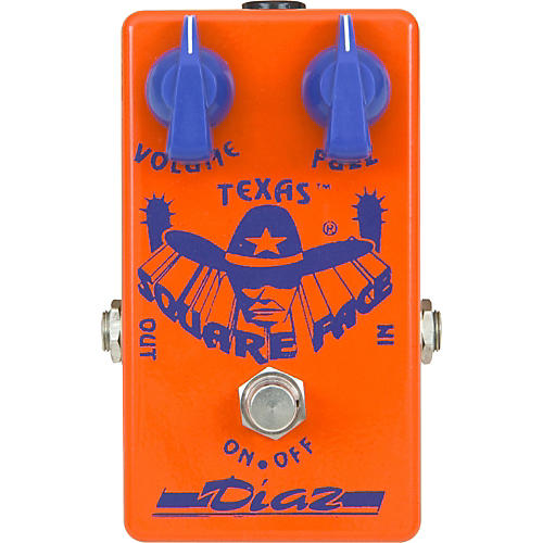 Diaz Texas Square Face Fuzz