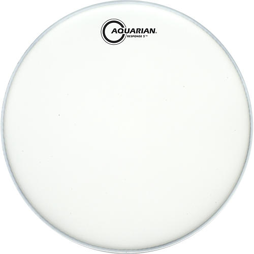 Aquarian Texture Coated Response 2 Drumhead  15 in.