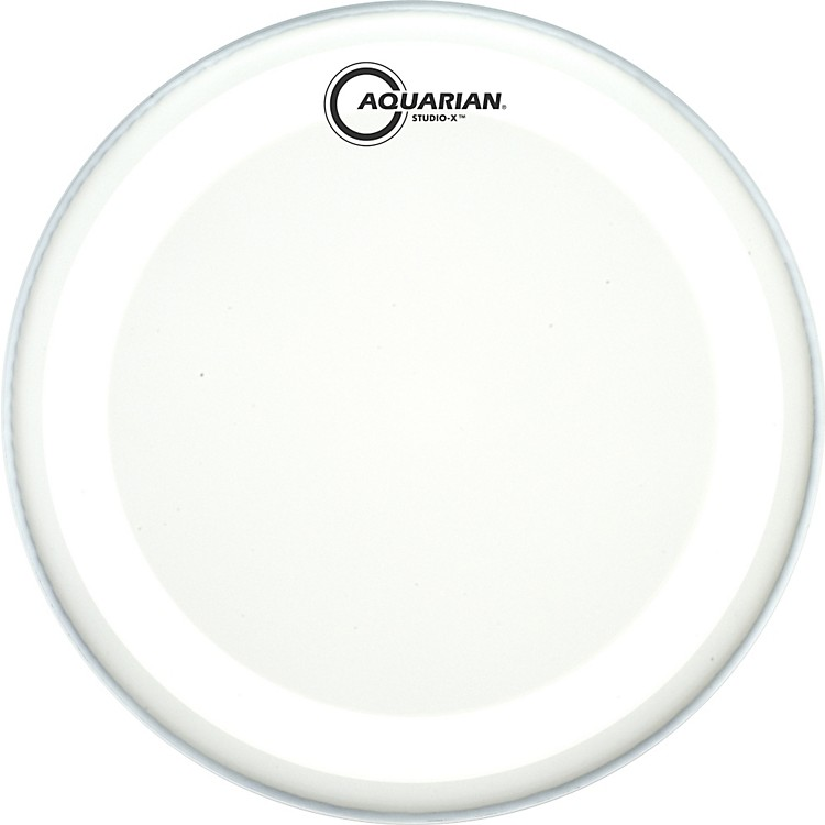 Aquarian Texture Coated Studio-X Drumhead  8 Inches