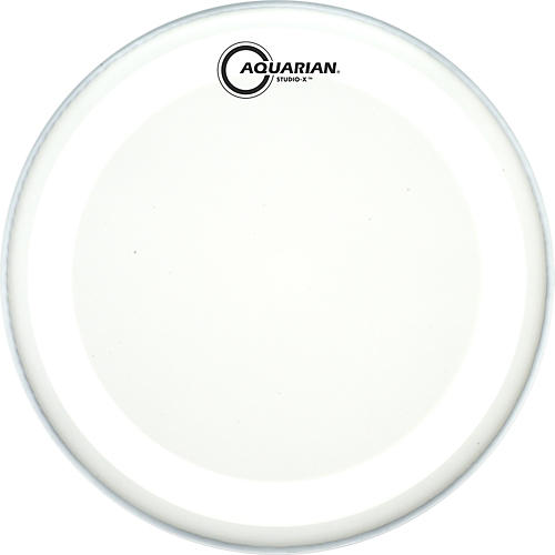 Aquarian Texture Coated Studio-X Drumhead  8 in.