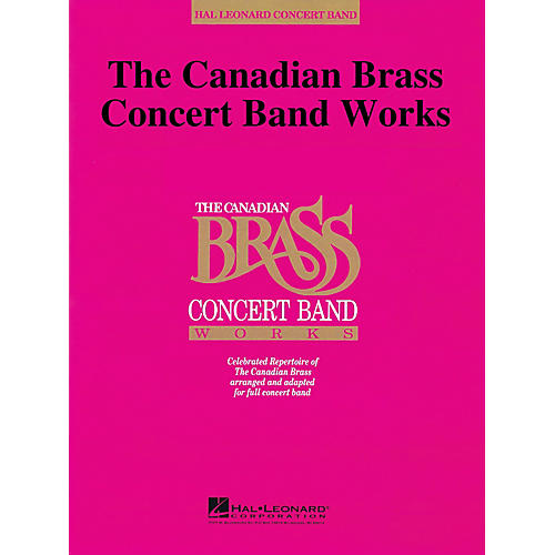 Hal Leonard That's a Plenty (For Brass Quintet with Band) Concert Band Level 4 Arranged by John Wasson-thumbnail