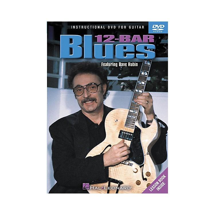 Hal LeonardThe 12-Bar Blues (DVD)