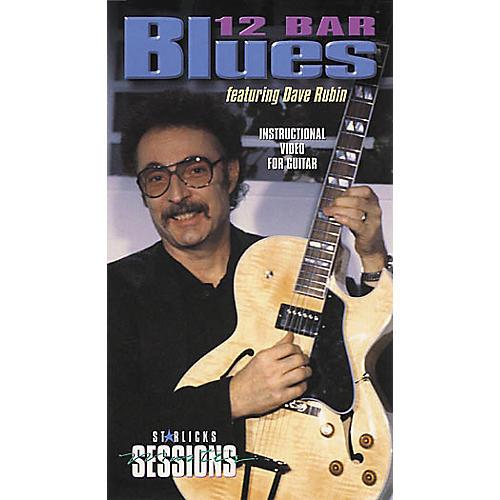Hal Leonard The 12-Bar Blues Featuring Dave Rubin Video