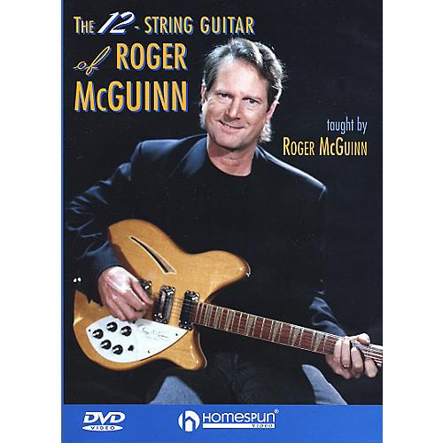 Homespun The 12-String Guitar of Roger McGuinn DVD