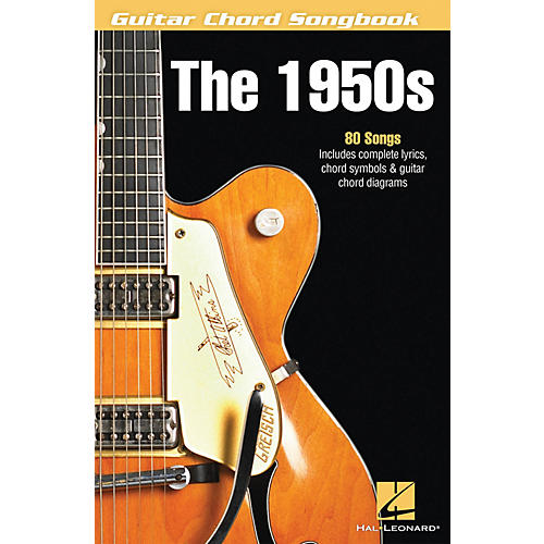 Hal Leonard The 1950s - Guitar Chord Songbook