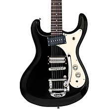 Danelectro The 1964 Electric Guitar Black Pearl