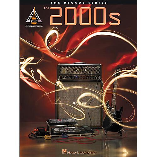 Hal Leonard The 2000's Guitar Tab Songbook