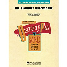 Hal Leonard The 3-Minute Nutcracker - Discovery Plus Band Level 2 arranged by Lloyd Conley