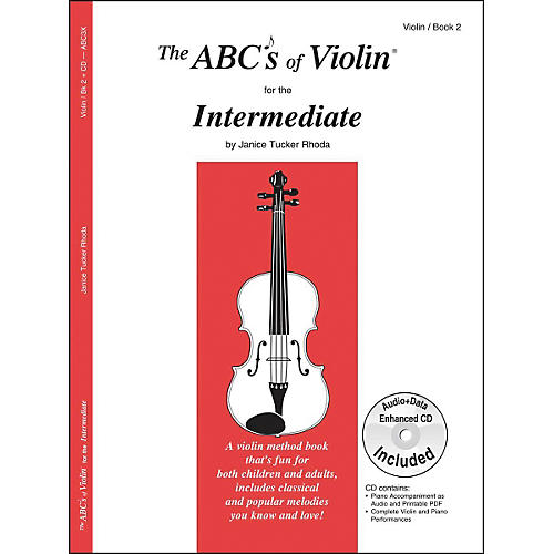 Carl Fischer The ABC'S Of Violin For The Intermediate Book 2