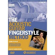 Homespun The Acoustic Guitar Fingerstyle Method 2 DVD Set