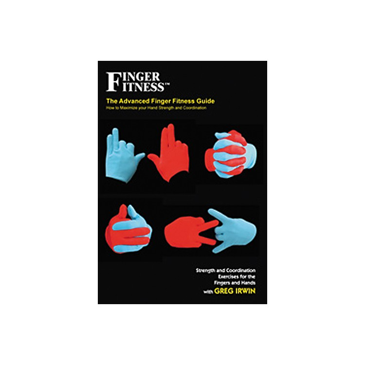 Finger FitnessThe Advanced Finger Fitness Guide DVD