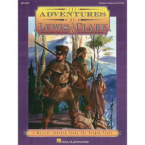 Hal Leonard The Adventures of Lewis & Clark (Musical) Singer 5 Pak Composed by Roger Emerson-thumbnail