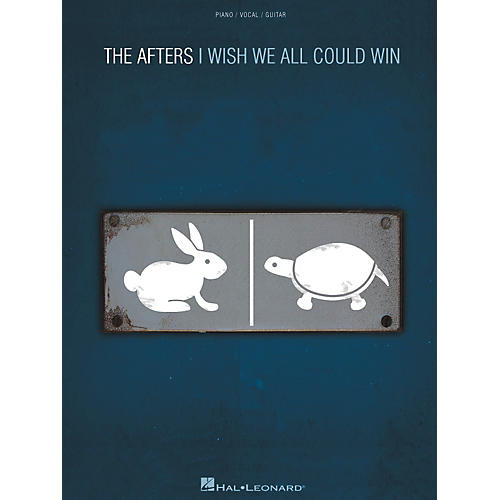 Hal Leonard The Afters - I Wish We All Could Win Piano, Vocal, Guitar Songbook-thumbnail