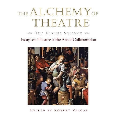 Applause Books The Alchemy of Theatre - The Divine Science Applause Books Series Hardcover-thumbnail