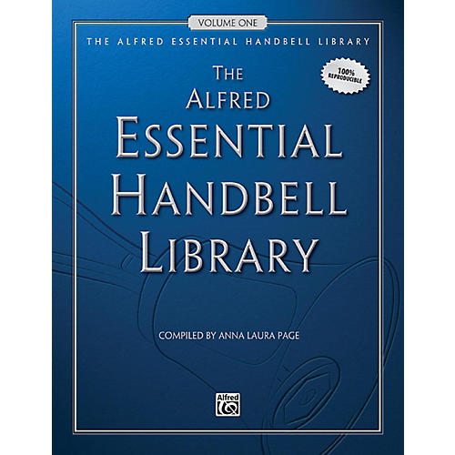 Alfred The Alfred Essential Handbell Library, Volume One Reproducible Book-thumbnail