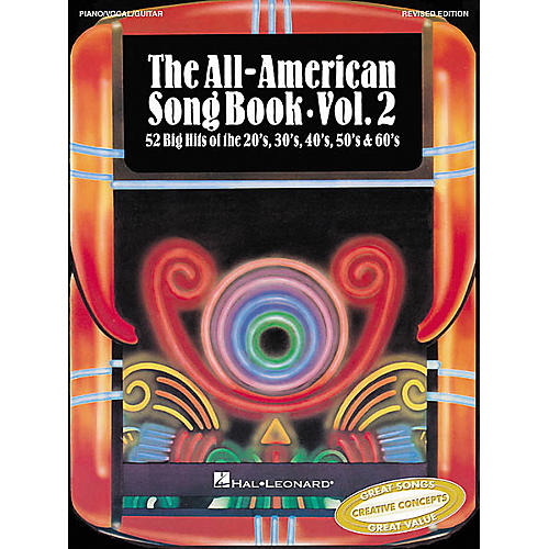 Creative Concepts The All-American Songbook - Volume 2 Book