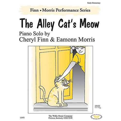 Willis Music The Alley Cat's Meow Willis Series by Cheryl Finn & Eamonn Morris (Level Early Elem)-thumbnail