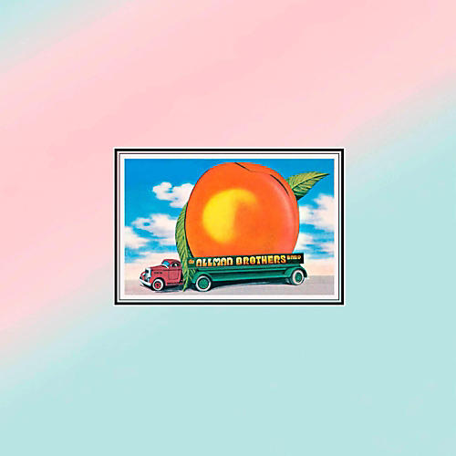 Universal Music Group The Allman Brothers - Eat A Peach [2LP]