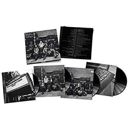 Alliance The Allman Brothers Band - 1971 Fillmore East Recordings