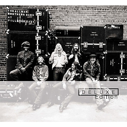 Universal Music Group The Allman Brothers Band - The Allman Brothers Band At Fillmore East Vinyl LP-thumbnail