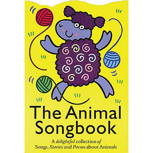 Music Sales The Animal Songbook Music Sales America Series Softcover
