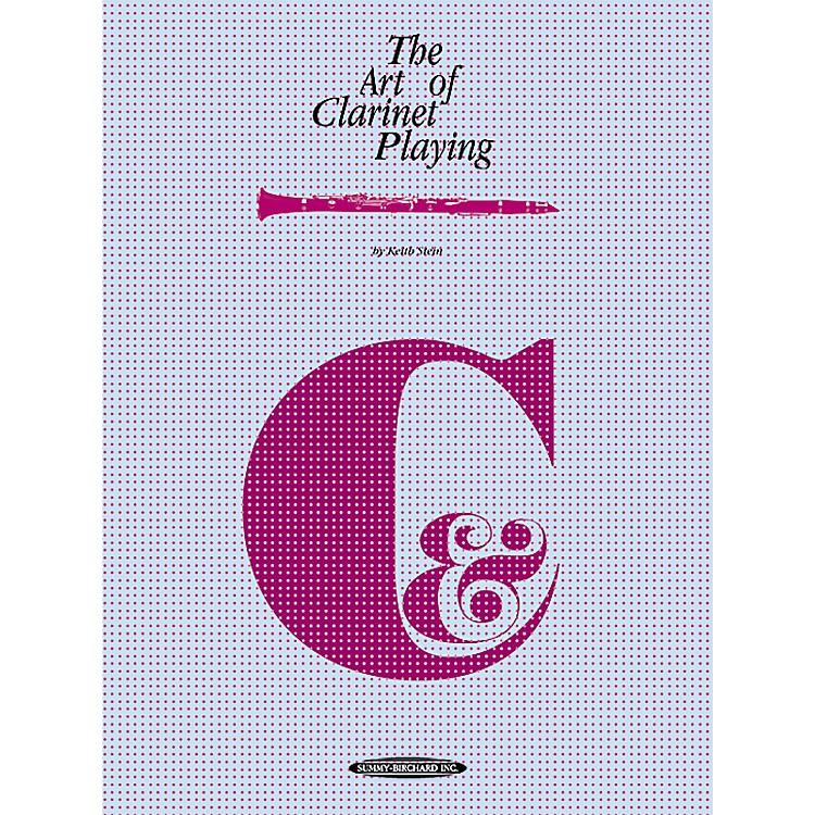 AlfredThe Art of Clarinet Playing