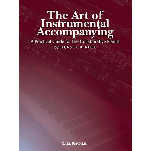 Carl Fischer The Art of Instrumental Accompanying (Book)-thumbnail