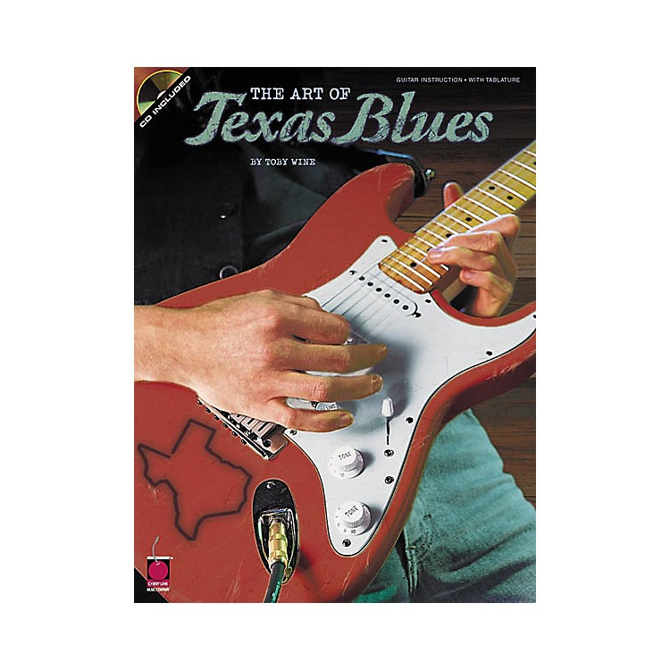 Cherry Lane The Art of Texas Blues (Book/CD)